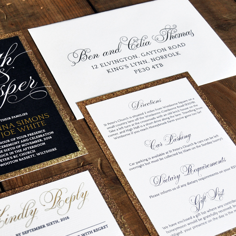 Fabulous Wedding Invitation Feel Good Wedding Invitations